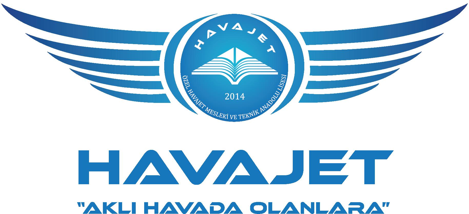 Havajet Havacılık Lisesi Logo