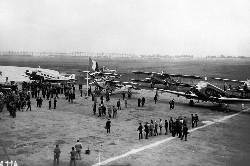Havayolu Taşımacılığı Tarihçesi
