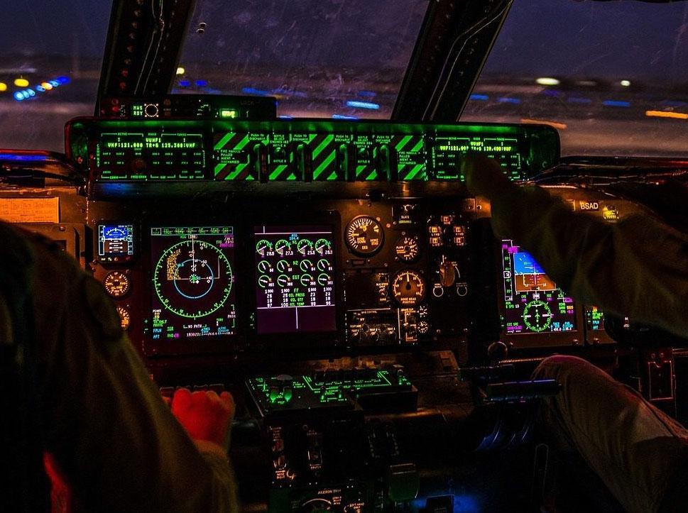 Uçak Elektroniği Bölümü