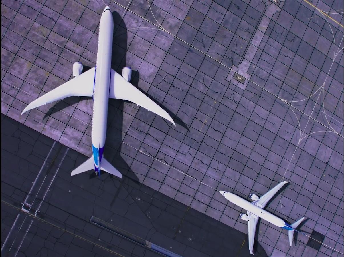 Uçaklar Neden Beyaz